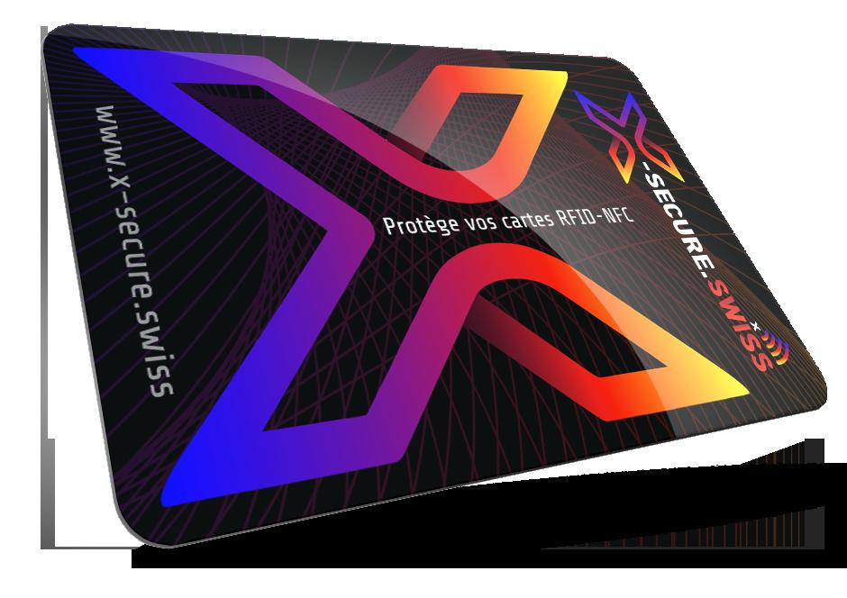 Carte de protection X-Secure