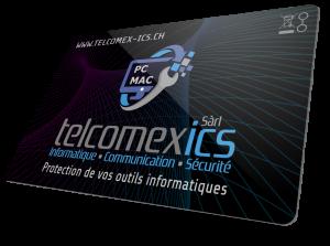 Carte de protection X-Secure Face Telcomex