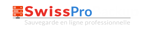 Sauvegardes de données informatiques avec SwissProBackup.ch