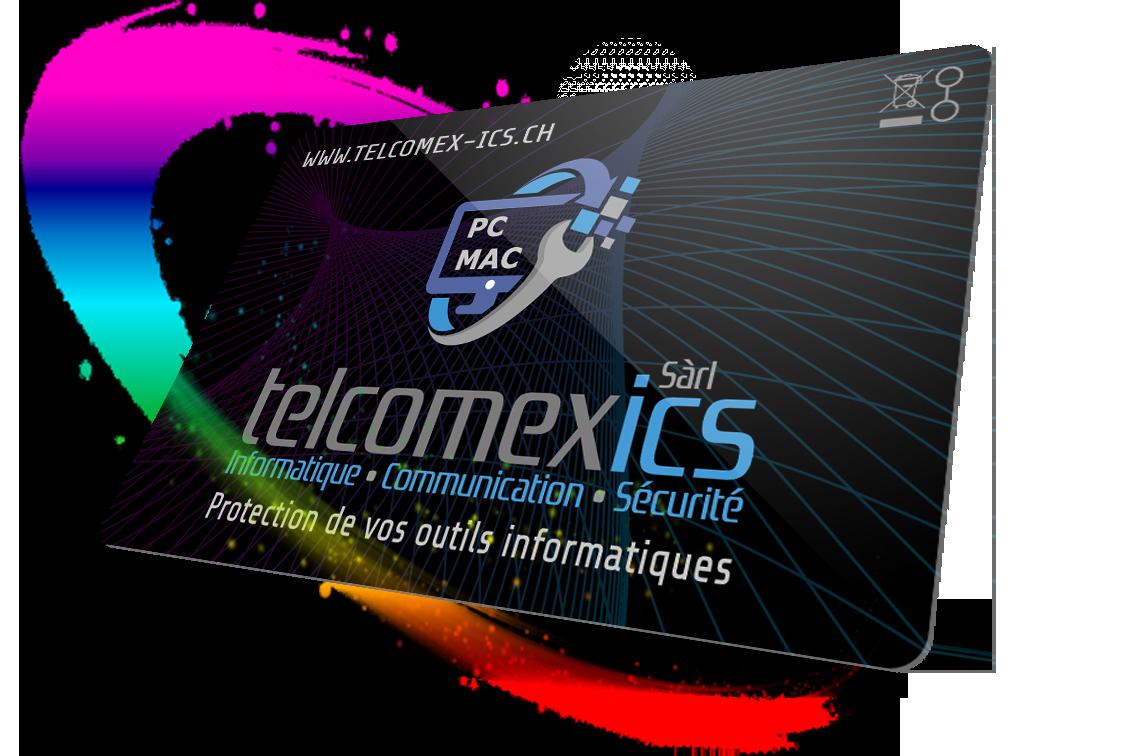 Conseils et sécurité informatiques via Telcomex ICS